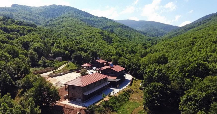 Hunting Area Nidze - Accommodation 1
