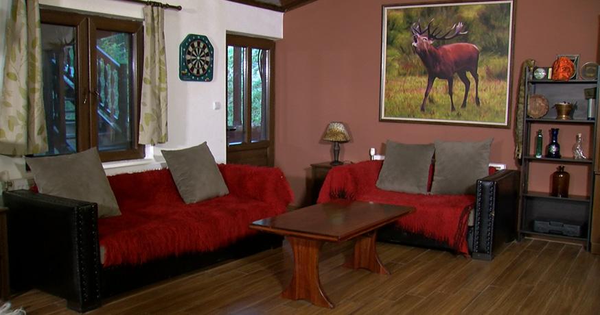 Hunting Area Nidze - Accommodation 10