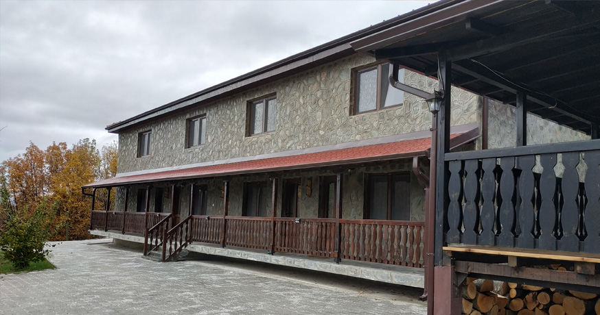 Hunting Area Nidze - Accommodation 12